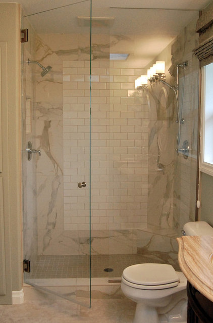 Traditional Bathroom by Jason Ball Interiors, LLC