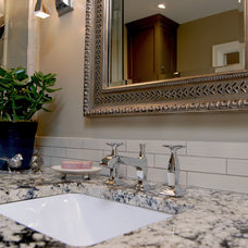 Traditional Bathroom by Jason Ball Interiors, LLC