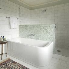 Traditional Bathroom by Jeff King & Company