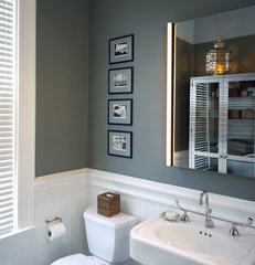 traditional bathroom by John Lum Architecture, Inc. AIA