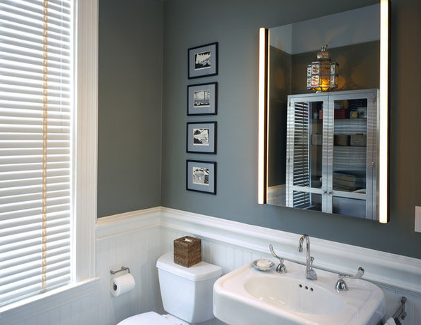 houzz bathroom paint colors 8 bold paint colors for your powder room 18767