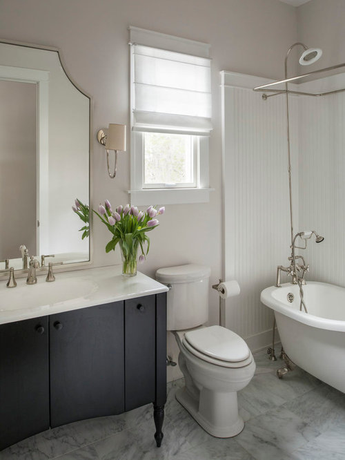 Farmhouse orlando bathroom design ideas remodels photos for Bath remodel orlando