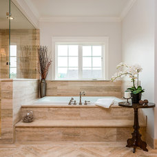 Traditional Bathroom by Joshua Lawrence Studios INC