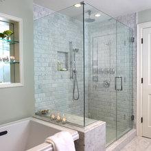 Bathroom Shower and Tub Tile Photos