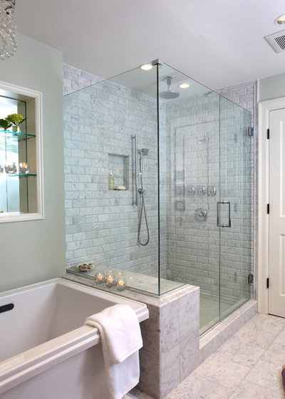 Klassisk Badrum Traditional Bathroom