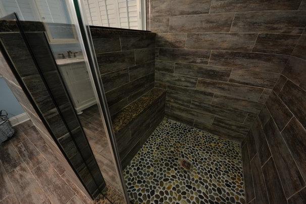 Traditional Bathroom by ACH Group LLC