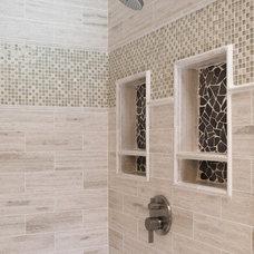 Traditional Bathroom by Lugbill Designs