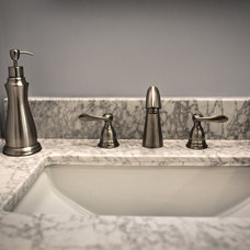 Traditional Bathroom by M Studio West