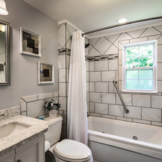 Traditional Bathroom by M Studio West