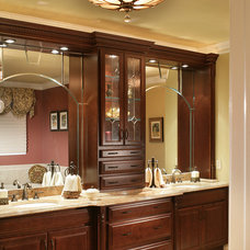 Traditional Bathroom by Marina Klima Goldberg - Klima Design Group