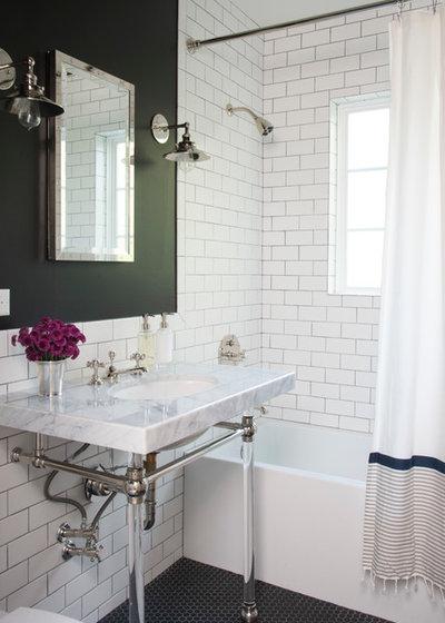 Clásico Cuarto de baño Traditional Bathroom
