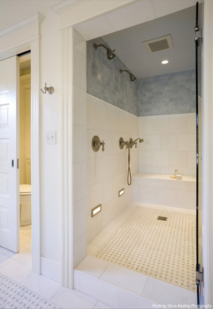 traditional bathroom by knowles ps