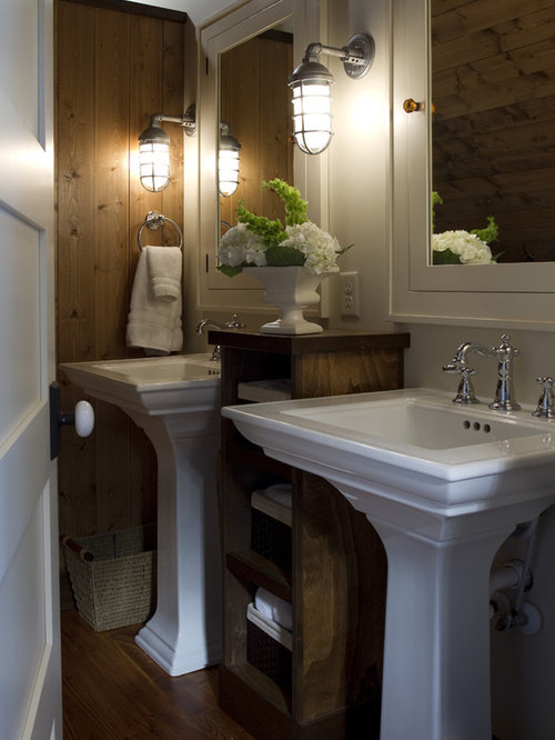 double pedestal sink bathroom pedestal sinks houzz 18180