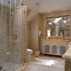 Traditional Bathroom by Minion Gutierrez