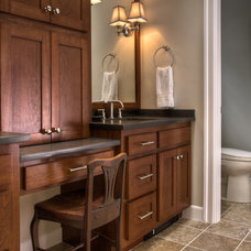 Traditional Bathroom by Mitchell Construction Group