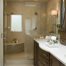 traditional bathroom by Mosaik Design & Remodeling