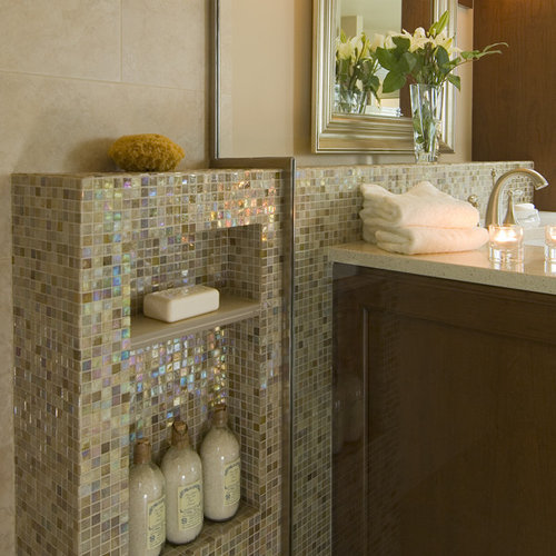7 Traditional Bathroom Ideas: Best Soap Dish For Tile Design Ideas & Remodel Pictures