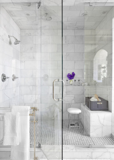 Genial Traditional Bathroom Traditional Bathroom. Marble Basics.