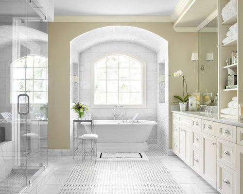 Free standing bathtub home design ideas pictures remodel for Bathroom alcove ideas