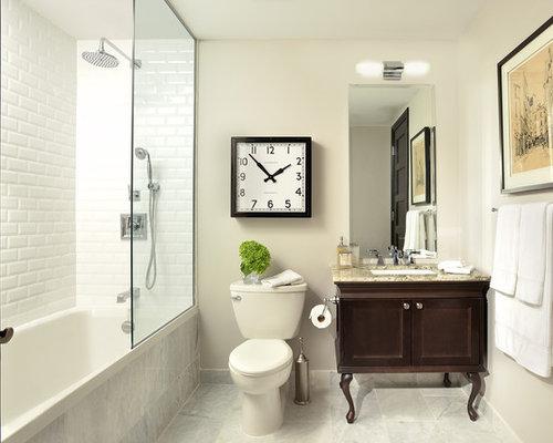 60s bathroom design ideas pictures remodel decor with for Bathroom clock ideas