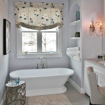Traditional Bathroom, Peoria Heights, Illinois