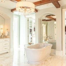 Traditional Bathroom by Platinum Series by Mark Molthan