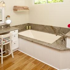Traditional Bathroom by Brandi Smith