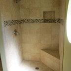 Luxury Master Bathroom Traditional Bathroom San
