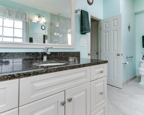 Traditional Bathroom Remodel Frederick MD