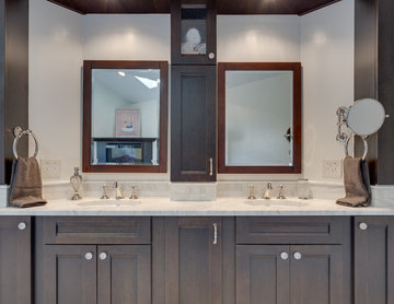 Traditional Bathroom Remodel McLean VA