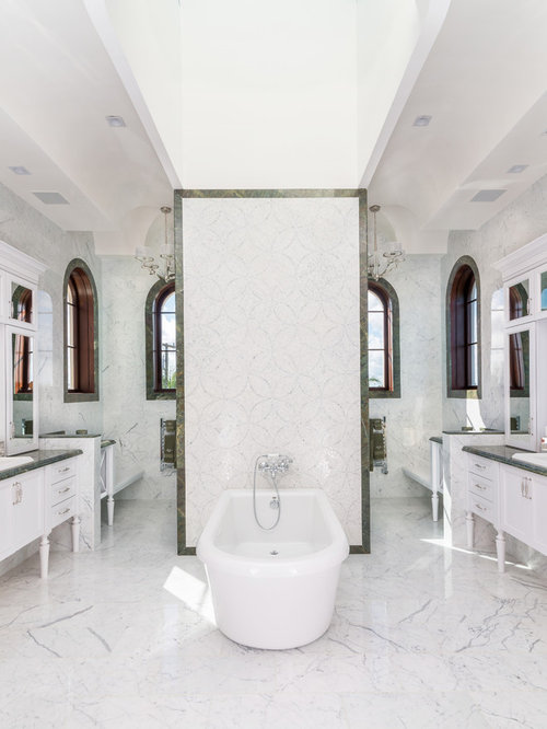 Traditional Miami Bathroom Design Ideas Remodels Photos