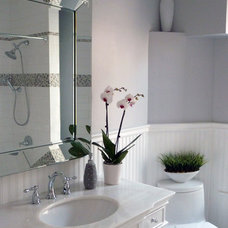 Traditional Bathroom by Set For Design