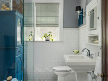 Epic  s Guest Bathroom for a Parent Gets an Update