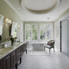 Traditional Bathroom by Robert Federighi Design