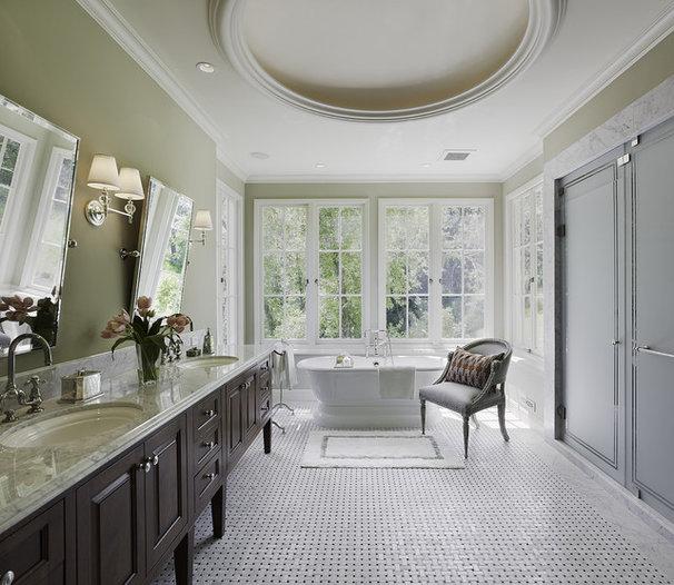 Traditional Bathroom by Robert Federighi Design