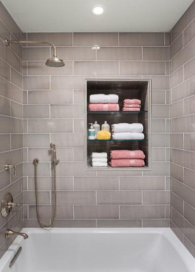 Classico Stanza da Bagno Traditional Bathroom
