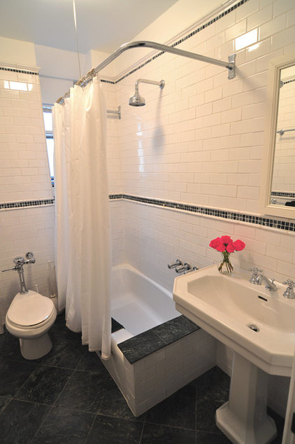 Traditional Bathroom by Scheer & Co.