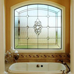 Ornate bathroom photo in Denver