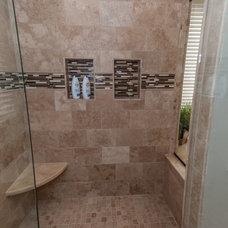 Traditional Bathroom by Sharer Design Group LLC