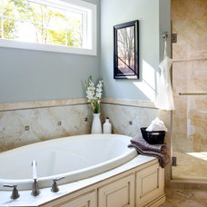 Traditional Bathroom by IWS DESIGN GROUP, INC.