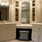 Tuscan Bath Mediterranean Bathroom Philadelphia By