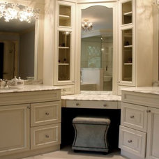 Traditional Bathroom by Sharon McCormick Design