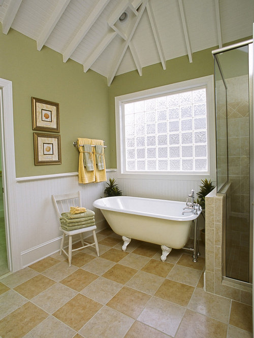 Separate Tub And Shower Houzz