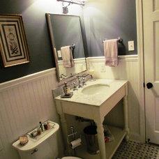 Traditional Bathroom by Spartan Kitchen and Bath