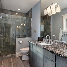 Shower Designs With Half Wall's