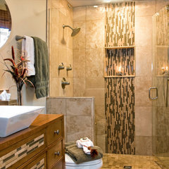 traditional bathroom by Decorating Den Interiors - Susan Sutherlin