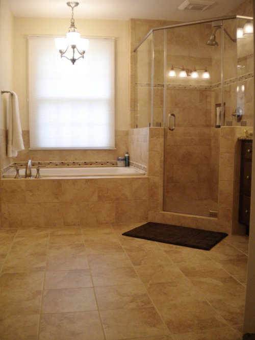 Accent Tile Stripe Houzz