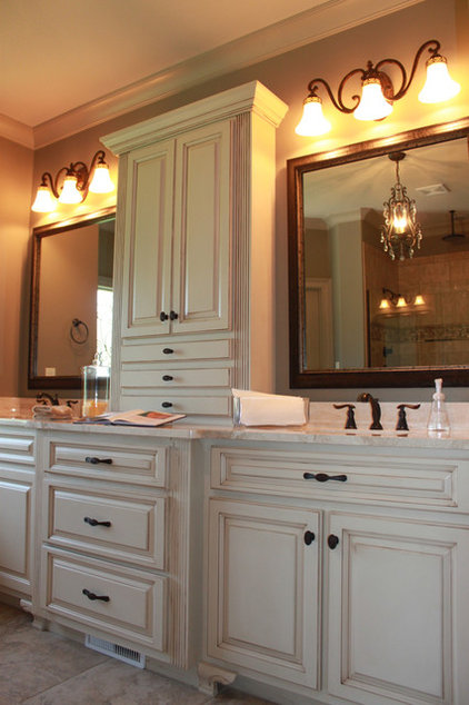 Traditional Bathroom by The Pugh Group New Home Division