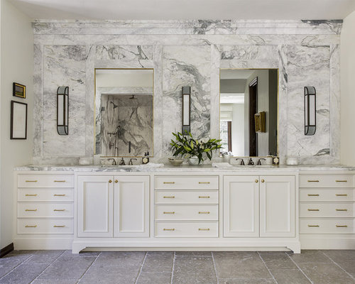 portland bathroom design ideas renovations photos with white