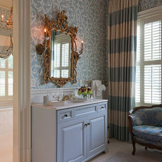Traditional Bathroom by William T Baker